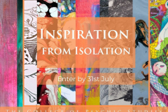 College of Psychic Studies Inspiration from Isolation Art Competition