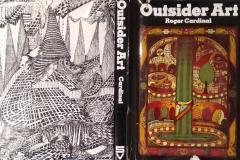 Outsider Art by Roger Cardinal